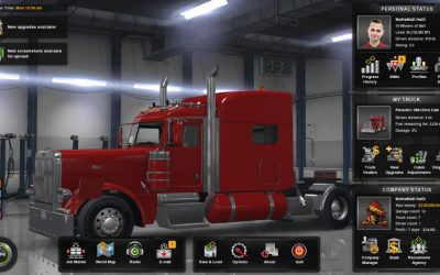 XP ATS mods | American Truck Simulator mods